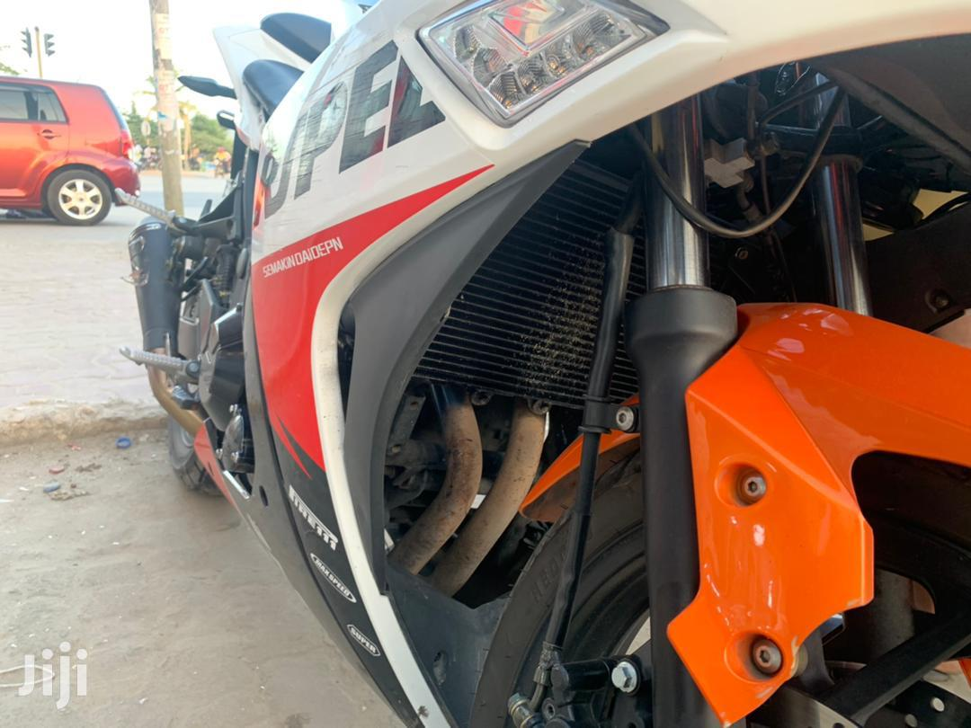 Archive: Motorcycle 2019 Orange
