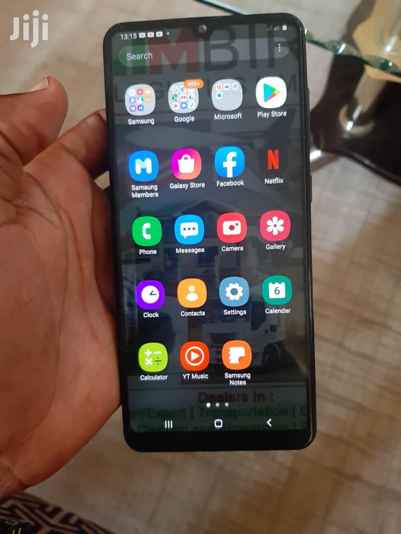 New Samsung Galaxy A31 128 GB Blue
