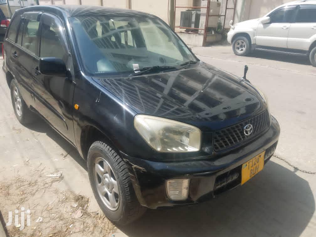 Archive: Toyota RAV4 2004 Automatic Black