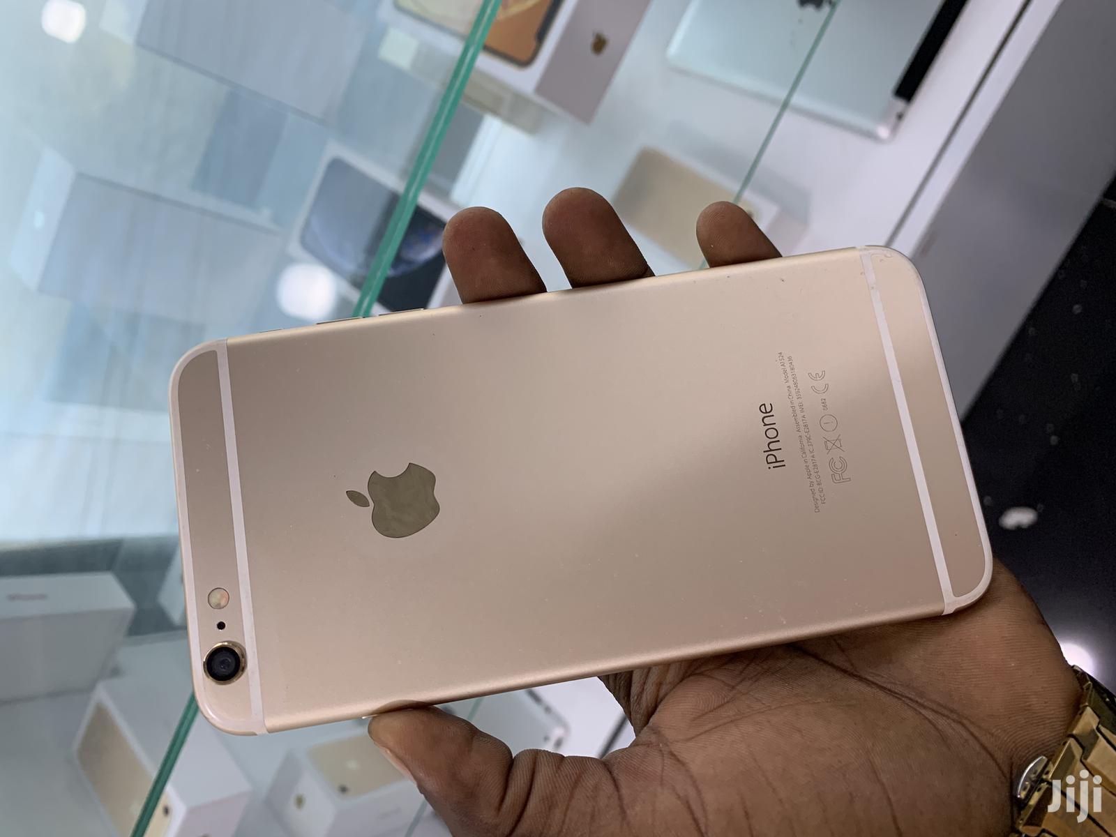 Apple iPhone 6 Plus 64 GB Gold | Mobile Phones for sale in Kinondoni, Dar es Salaam, Tanzania