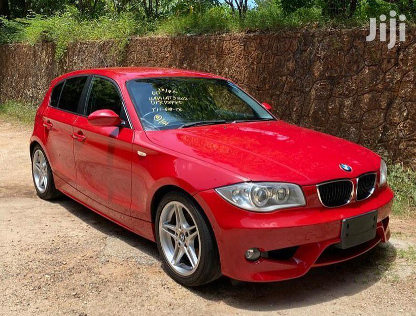 Archive: BMW 118i 2006 Red