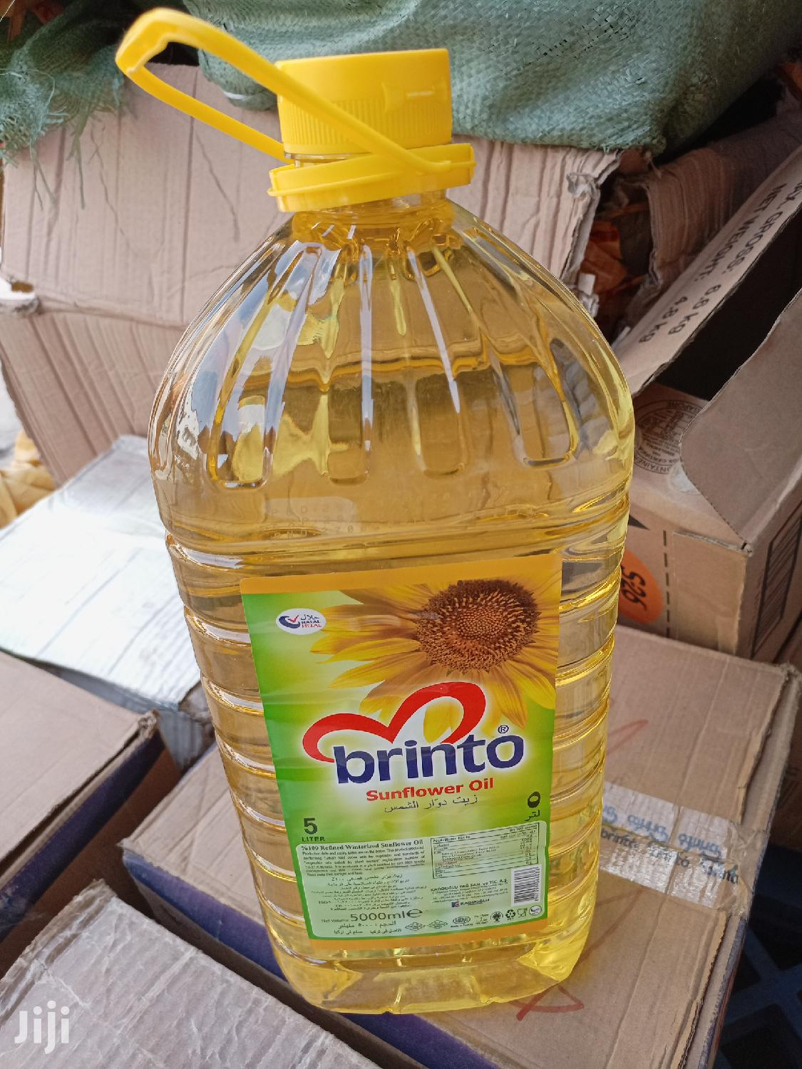 Archive: Brinto (Cooking Oil) Ictn