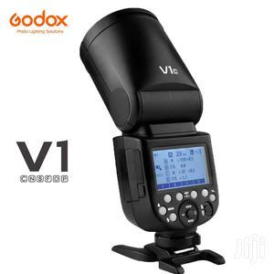 Godox V1-S TTL Round Head Flash Speedlite   Accessories & Supplies for Electronics for sale in Dar es Salaam, Kinondoni