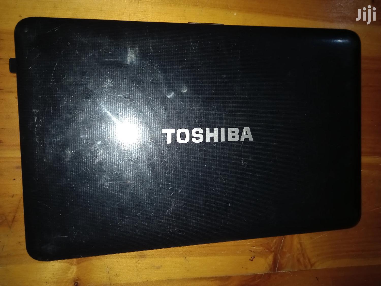 Archive: Laptop Toshiba Satellite C850 4GB Intel Pentium HDD 160GB