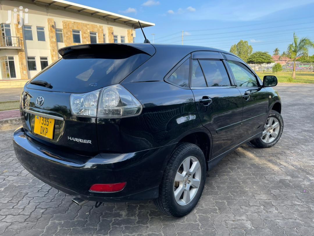 Toyota Harrier 2005 Black | Cars for sale in Kinondoni, Dar es Salaam, Tanzania