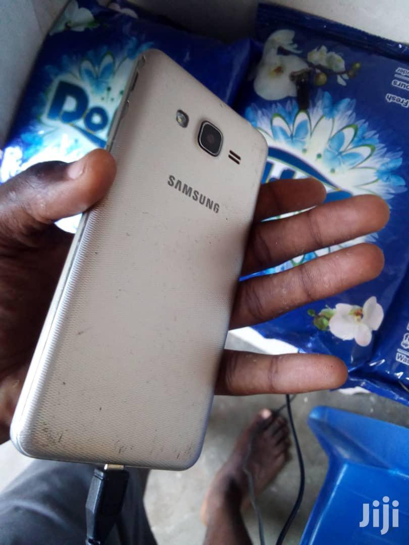 Archive: Samsung Galaxy Grand Prime Plus 8 GB Gold