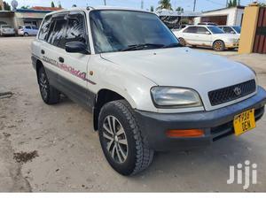 Toyota RAV4 1996 Silver | Cars for sale in Dar es Salaam, Kinondoni