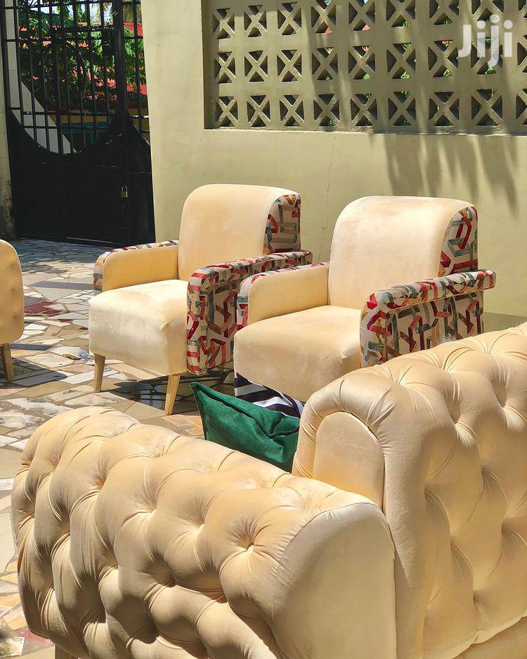 Chesterfield Design 3:2:1:1 Sofas | Furniture for sale in Temeke, Dar es Salaam, Tanzania