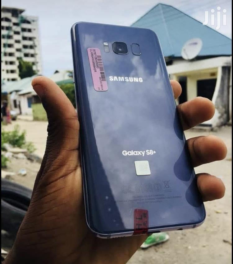 Archive: Samsung Galaxy S8 Plus 64 GB Blue