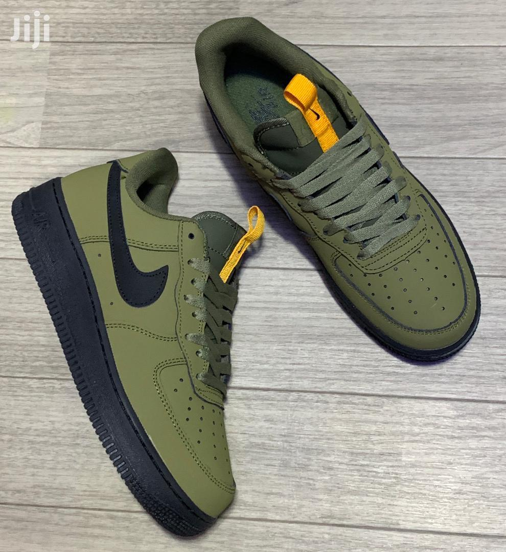 Archive: Nike Air Force One