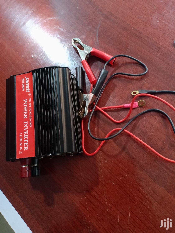 Original Power Inverter 200W,Dc12v to 240V | Electrical Equipment for sale in Kinondoni, Dar es Salaam, Tanzania