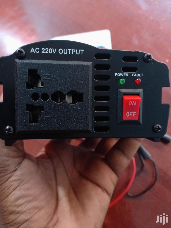 Original Power Inverter 200W,Dc12v to 240V