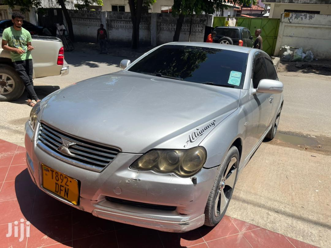 Archive: Toyota Mark X 2004 Silver