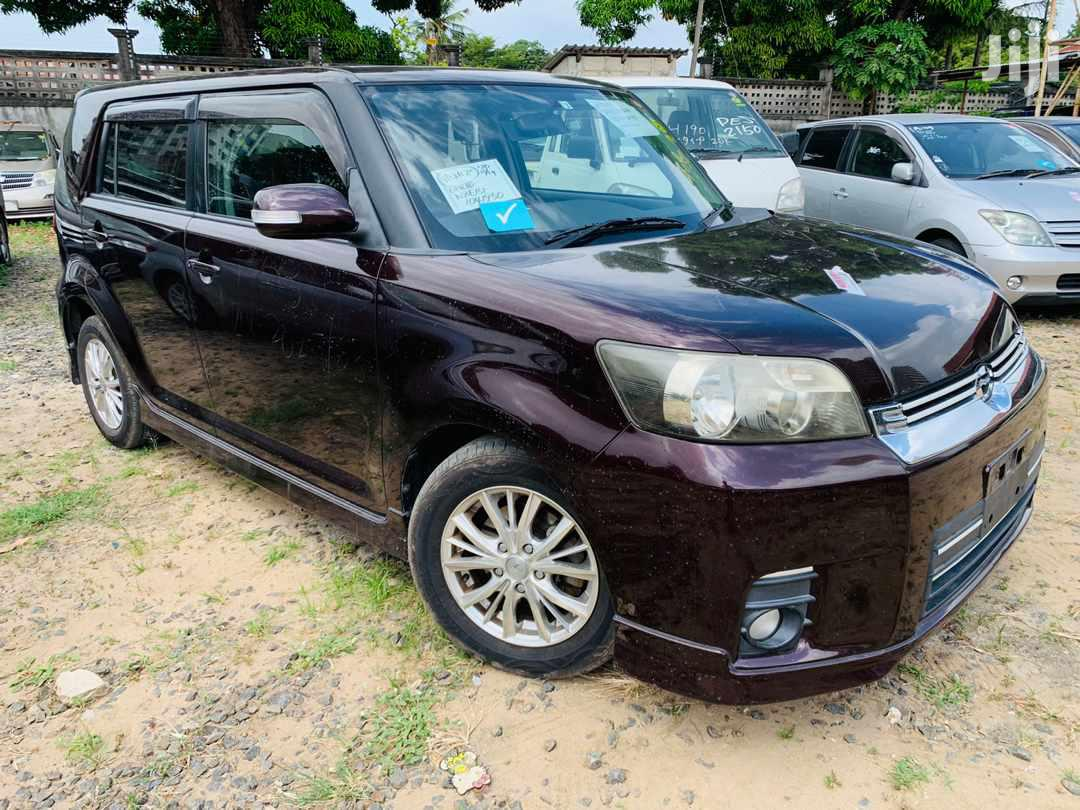 Archive: Toyota Corolla Rumion 2008 Hatchback 1.5 FWD