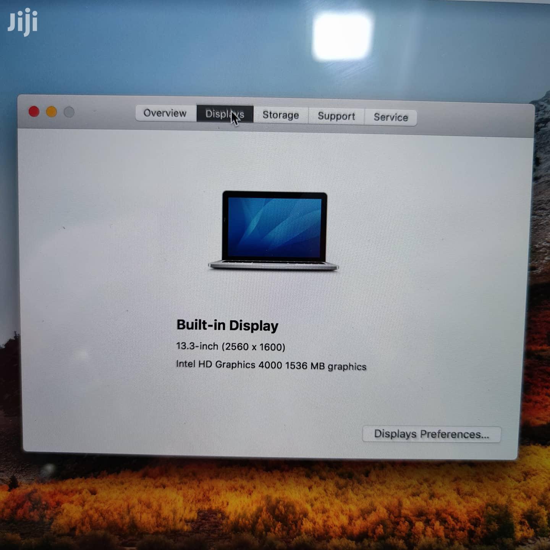 Laptop Apple MacBook 2012 8GB Intel Core I5 SSD 128GB | Laptops & Computers for sale in Kinondoni, Dar es Salaam, Tanzania