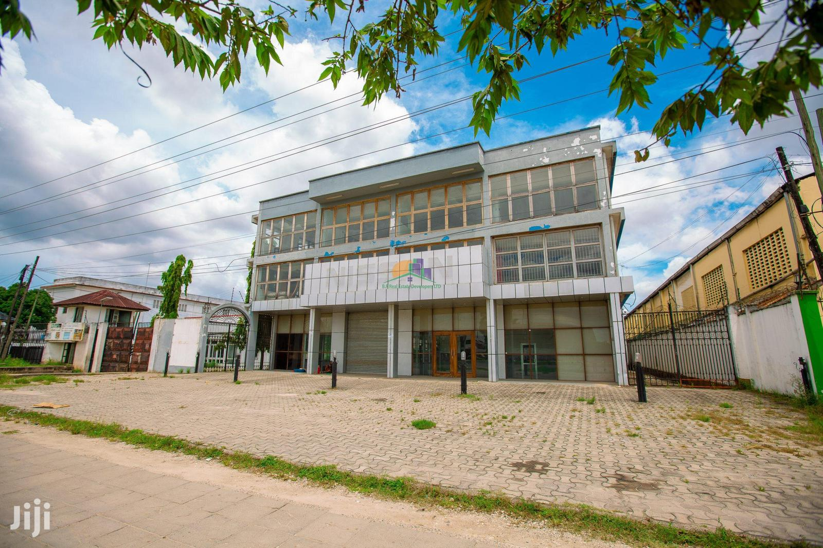 Yard and Office for Sale in Dar Es Salaam, Tanzania
