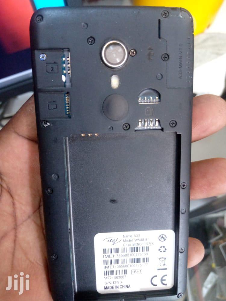 Archive: Itel A33 8 GB Black