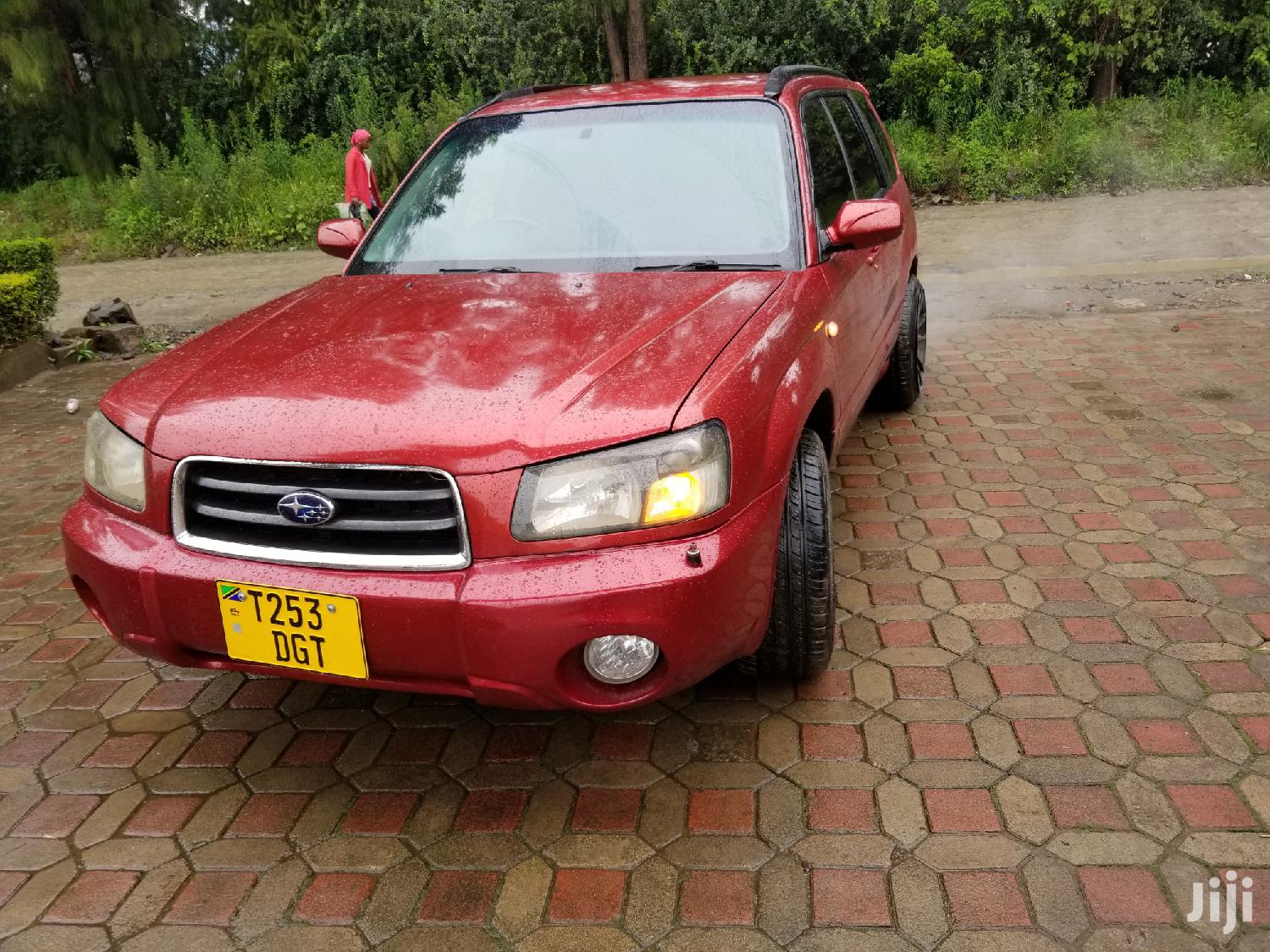 Archive: Subaru Forester 2006 2.5 X Automatic Red