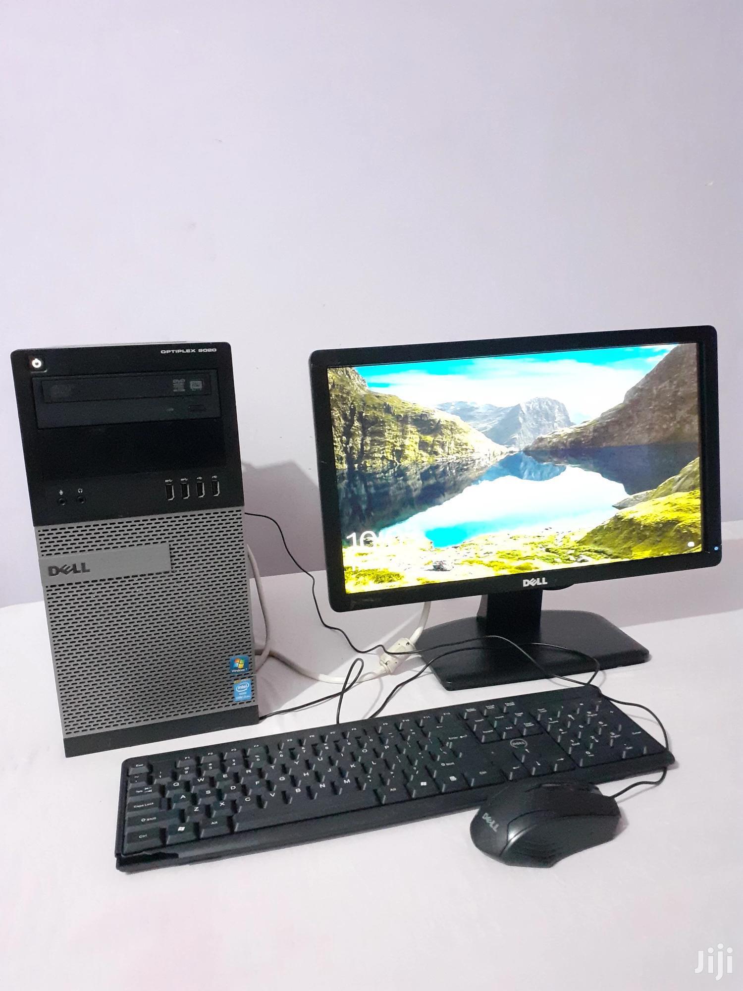 Archive: Desktop Computer Dell OptiPlex 7050 4GB Intel Core I3 HDD 500GB
