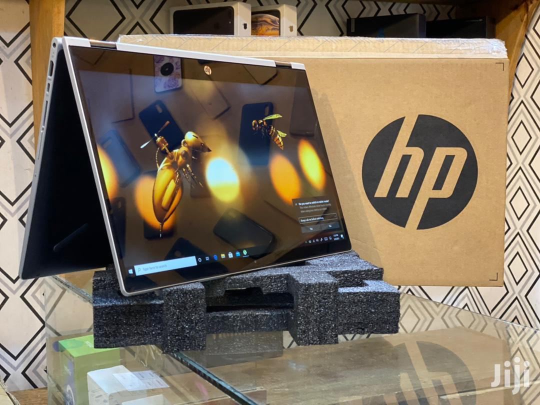 Archive: New Laptop HP Pavilion 13 X360 8GB Intel Core I5 HDD 1T