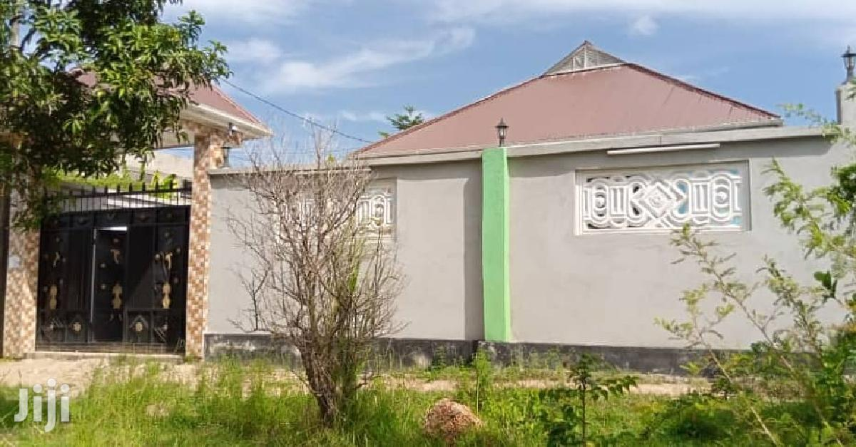 House for Sale at Temeke, Kongowe
