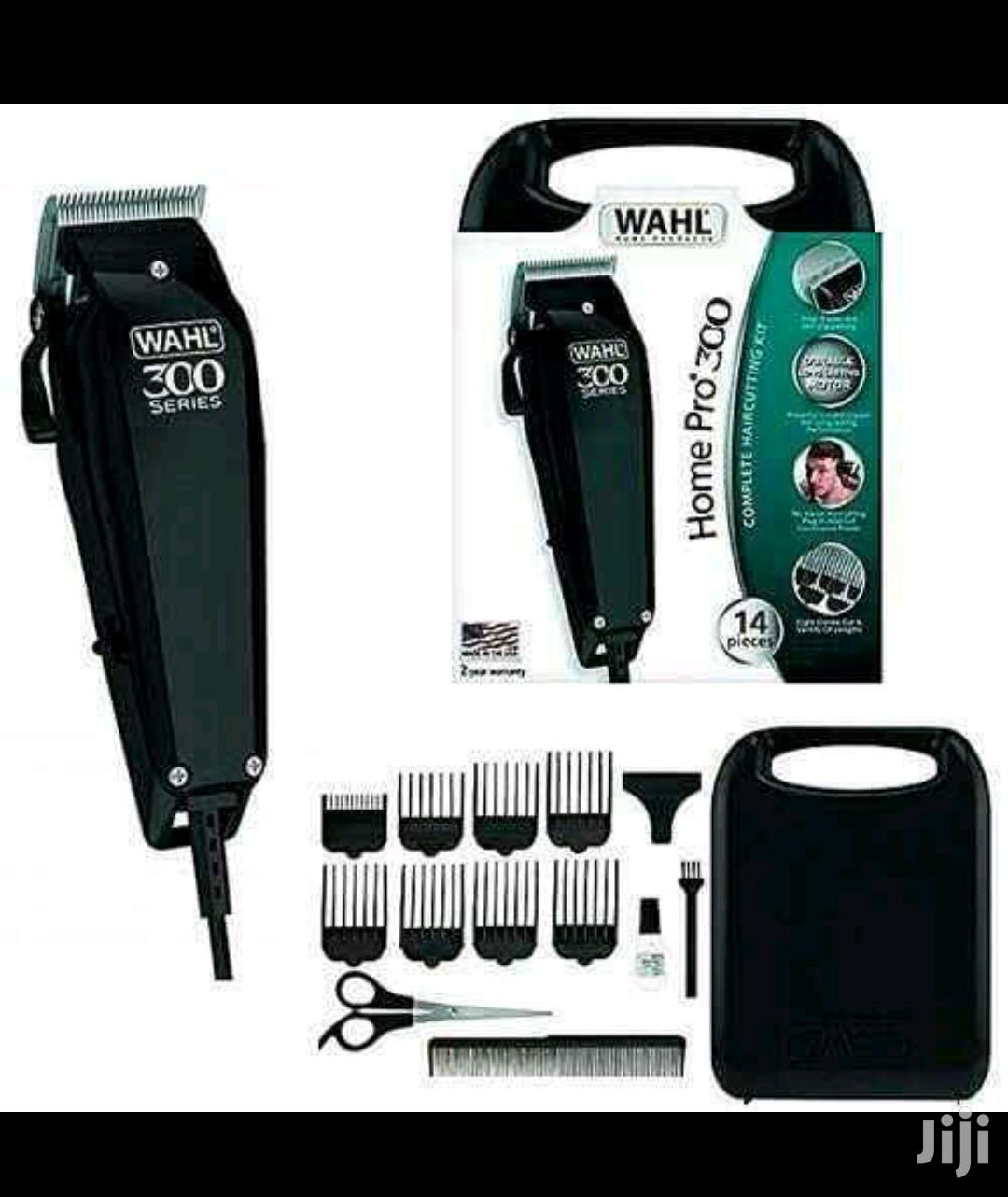Wahl Home Hair Shave