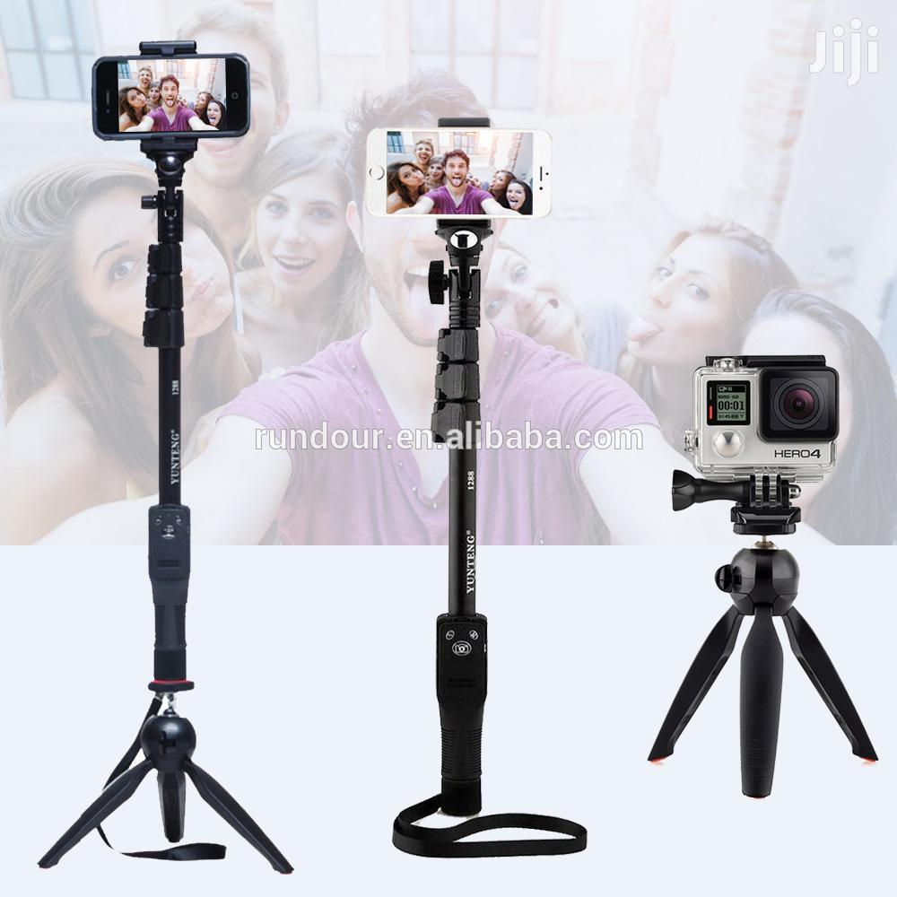 Archive: YUTENG 3 in 1 Tripod Stand With 1.25m Long