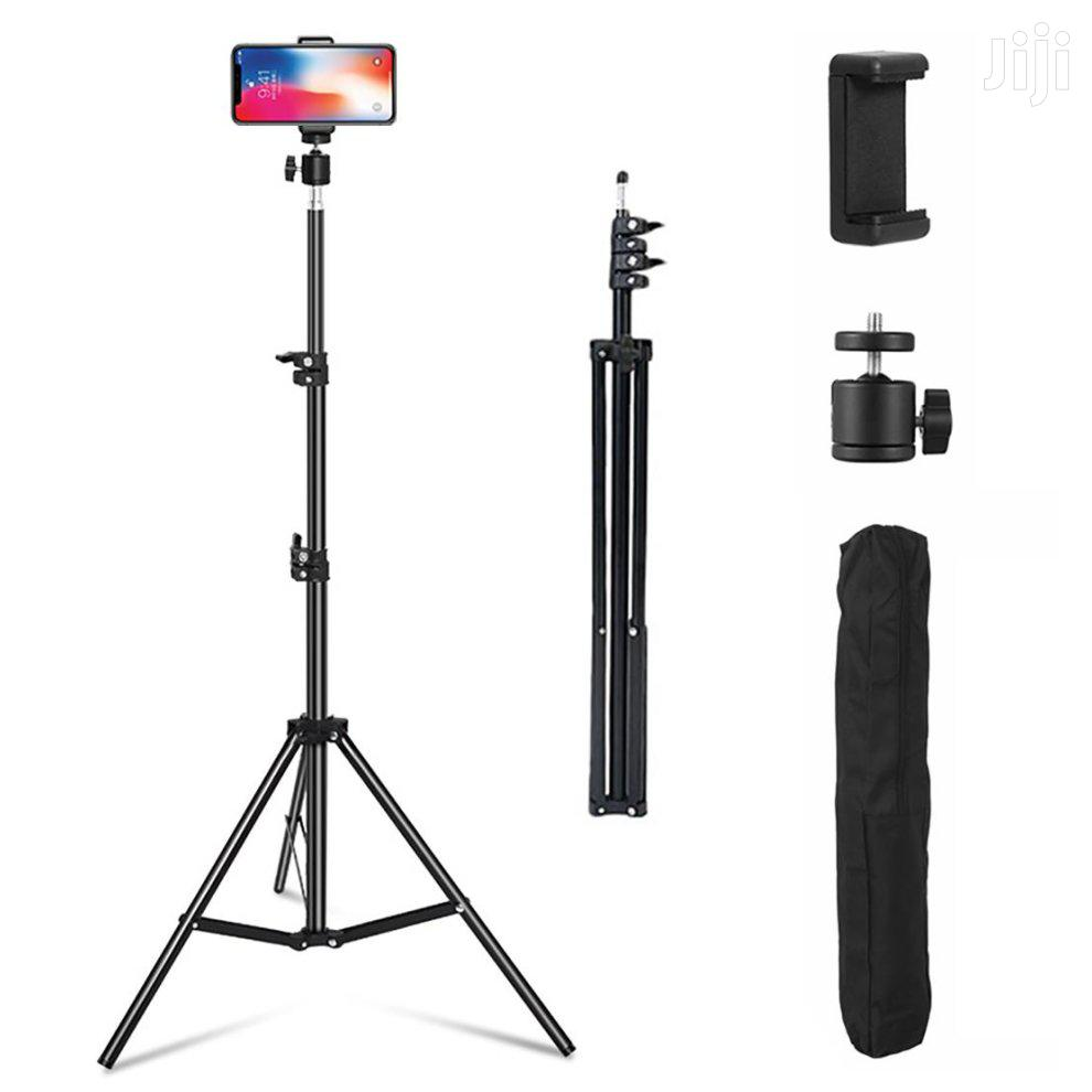 Archive: 2.1M Long Tripod Stand With Phone Holder