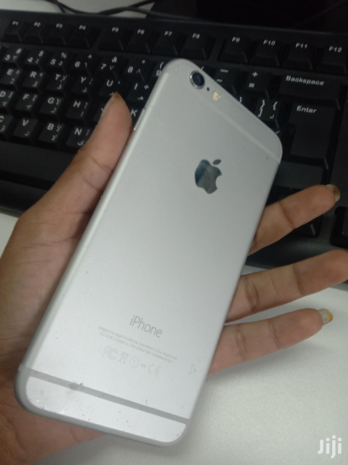 Archive: iPhone 6plain 64gb Battery 100% Support Wi-Fi Only
