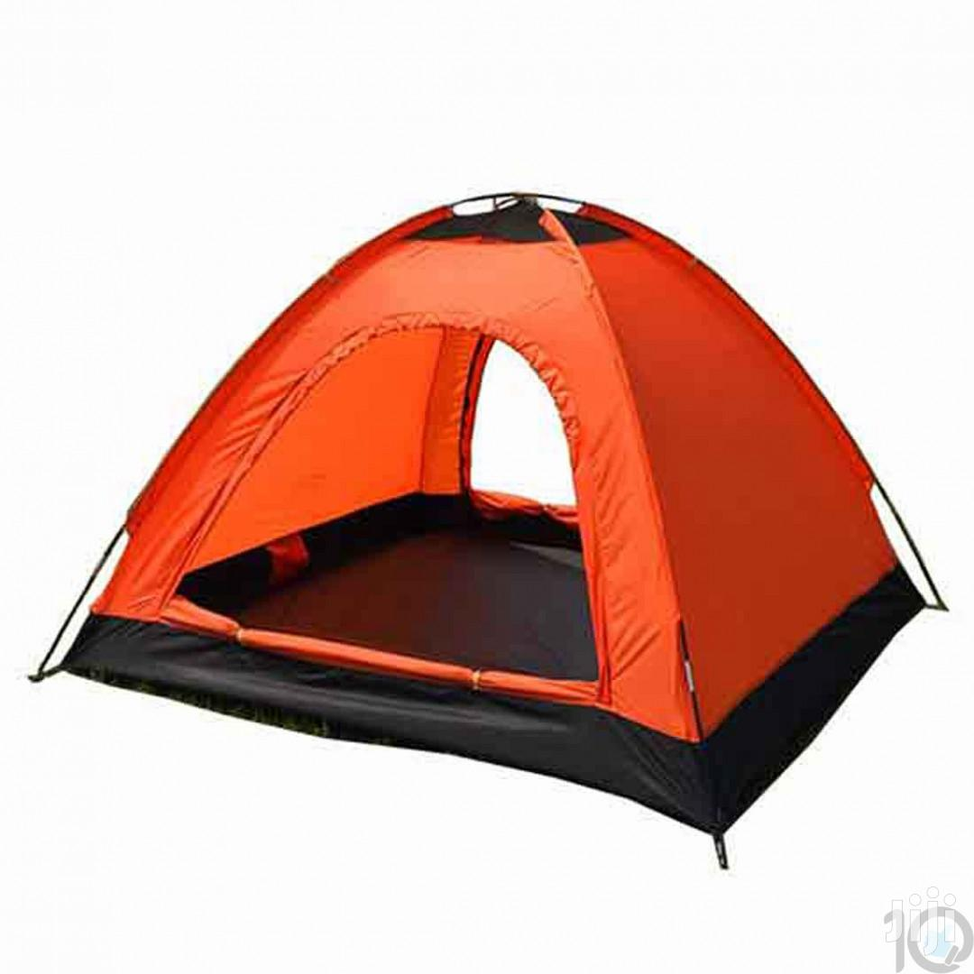 Manual Camping Tent 4people