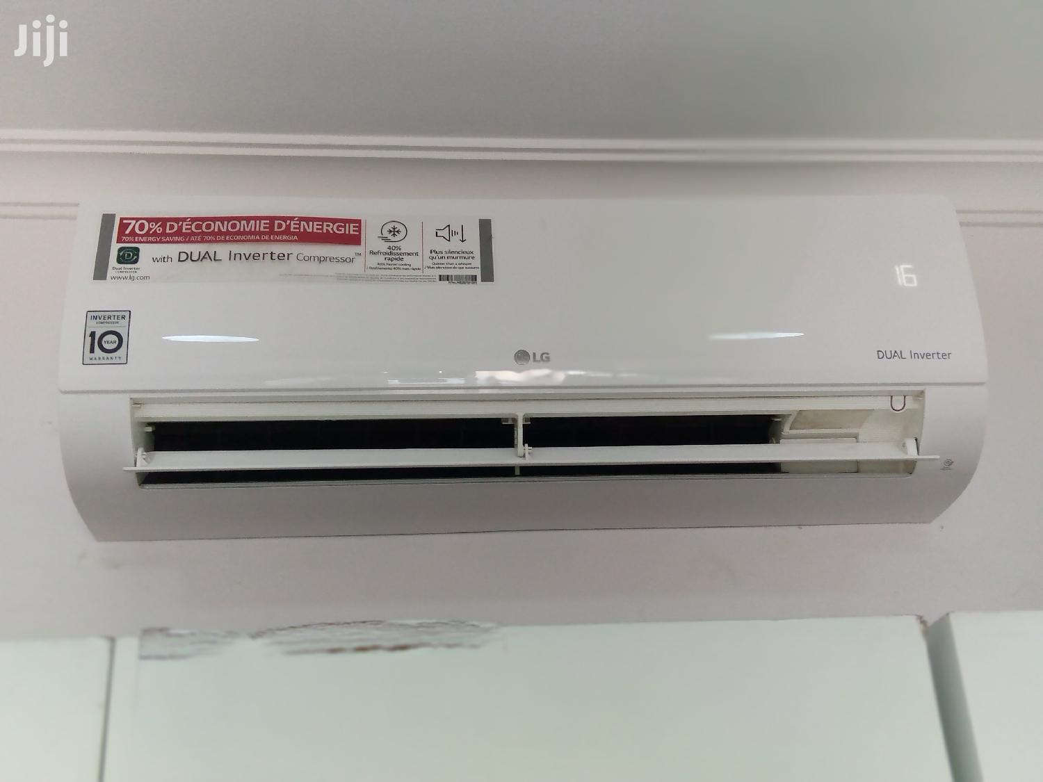 Archive: LG Dual Inverter AC