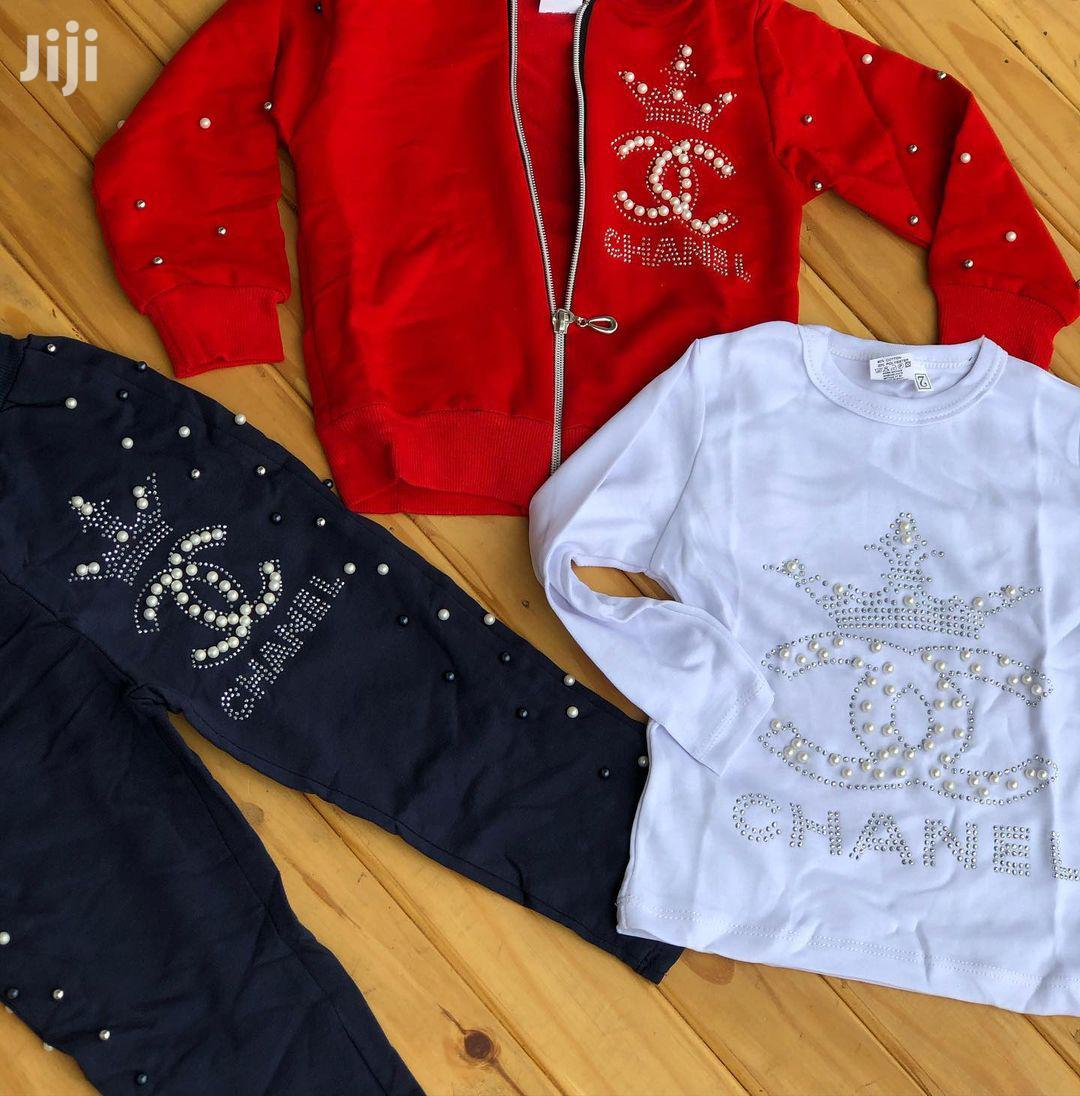 Archive: Track Suits 1-10yrs
