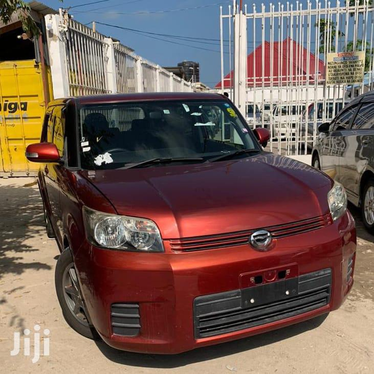 Archive: Toyota Corolla Rumion 2008 Red