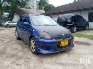 Toyota Vitz 2003 Blue   Cars for sale in Dar es Salaam, Kinondoni