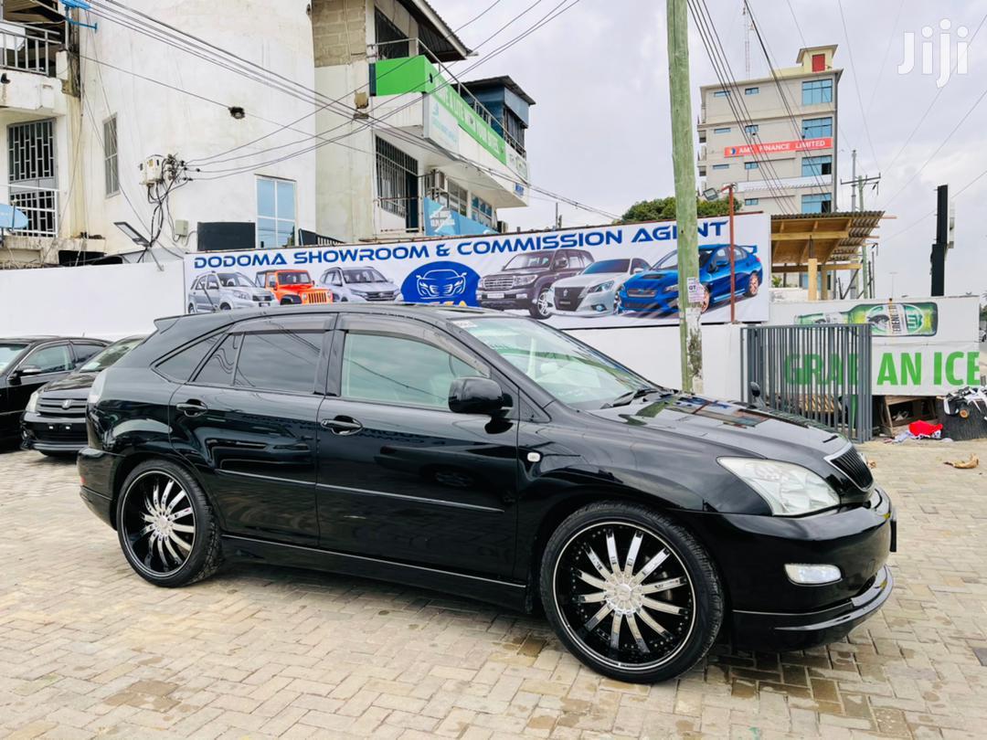 New Toyota Harrier 2005 Black | Cars for sale in Kinondoni, Dar es Salaam, Tanzania