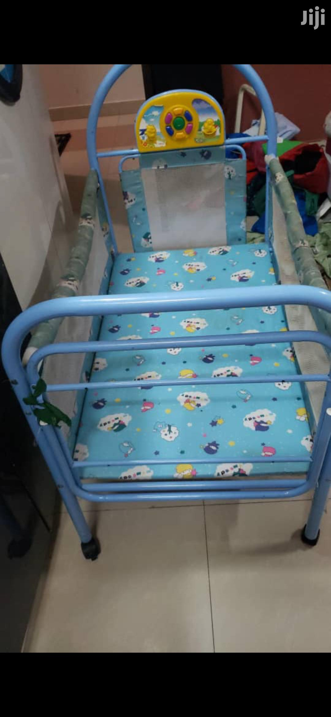 Archive: Kids Blue Bed