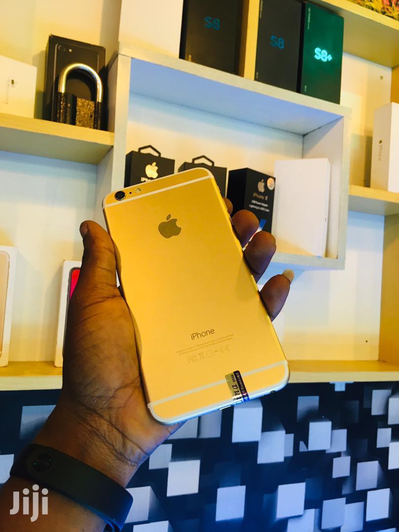 Apple iPhone 6 Plus 64 GB Gold | Mobile Phones for sale in Temeke, Dar es Salaam, Tanzania