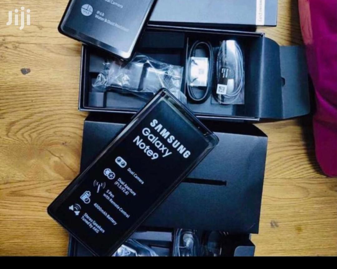New Samsung Galaxy Note 9 512 GB Black | Mobile Phones for sale in Kinondoni, Dar es Salaam, Tanzania