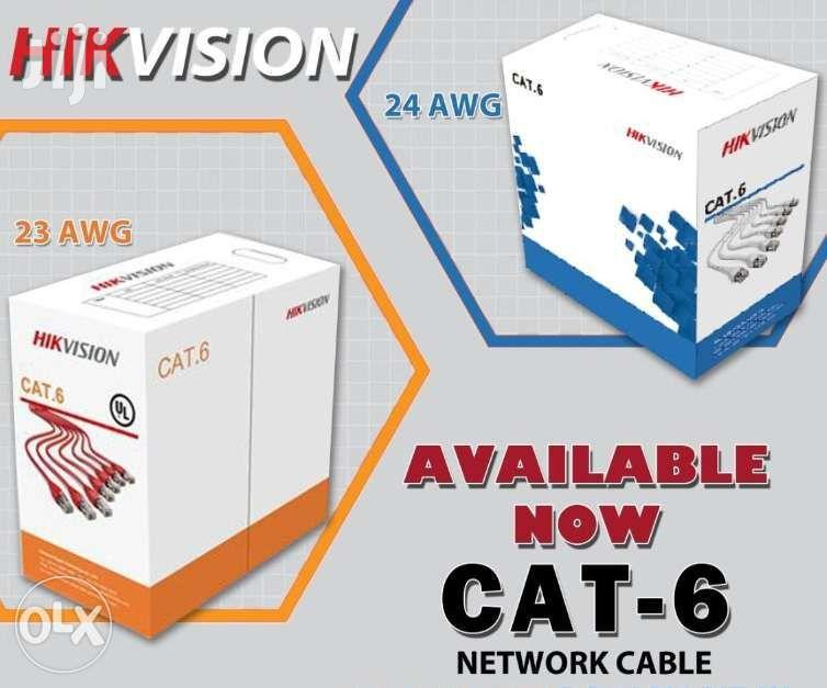 Archive: Utp Cat6 Hikvision Network Cables