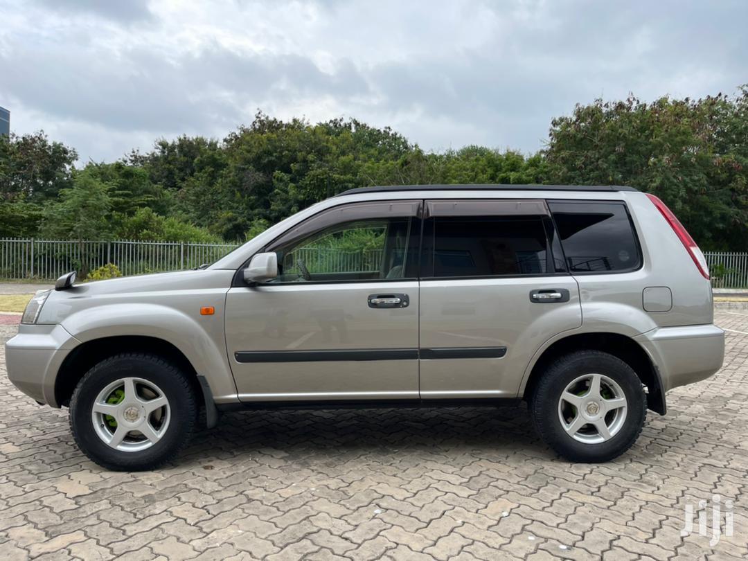 Nissan X-Trail 2003 Silver | Cars for sale in Kinondoni, Dar es Salaam, Tanzania