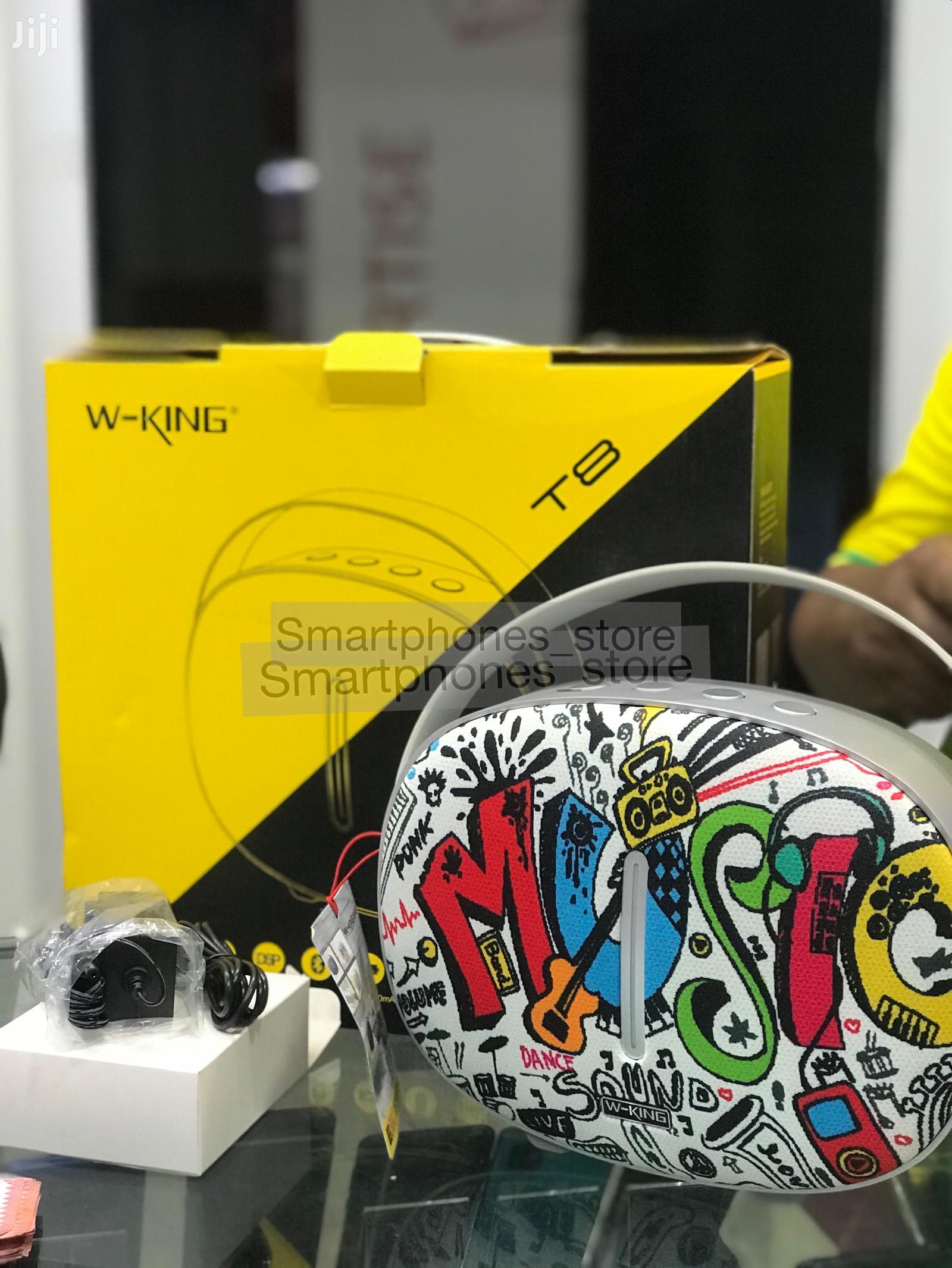 Wk-King T8 Wireless Bluetooth Speaker