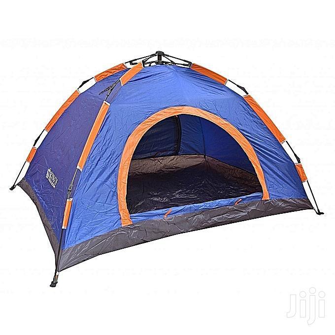 Camping Tent Ya Watu Watatu