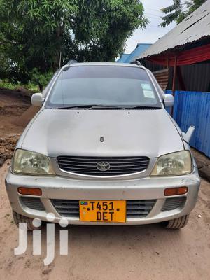 Toyota Cami 2000 Silver   Cars for sale in Dar es Salaam, Kinondoni