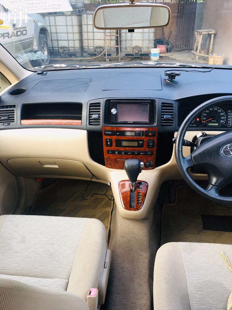 Archive: Toyota Corolla Spacio 2002 Silver