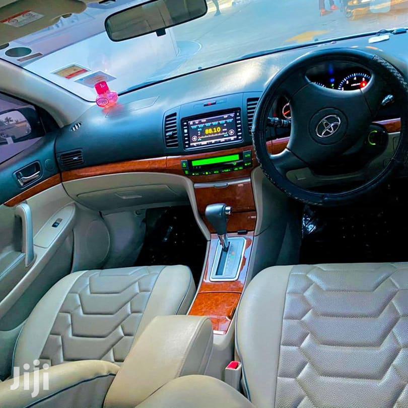 Archive: Toyota Premio 2008 Blue