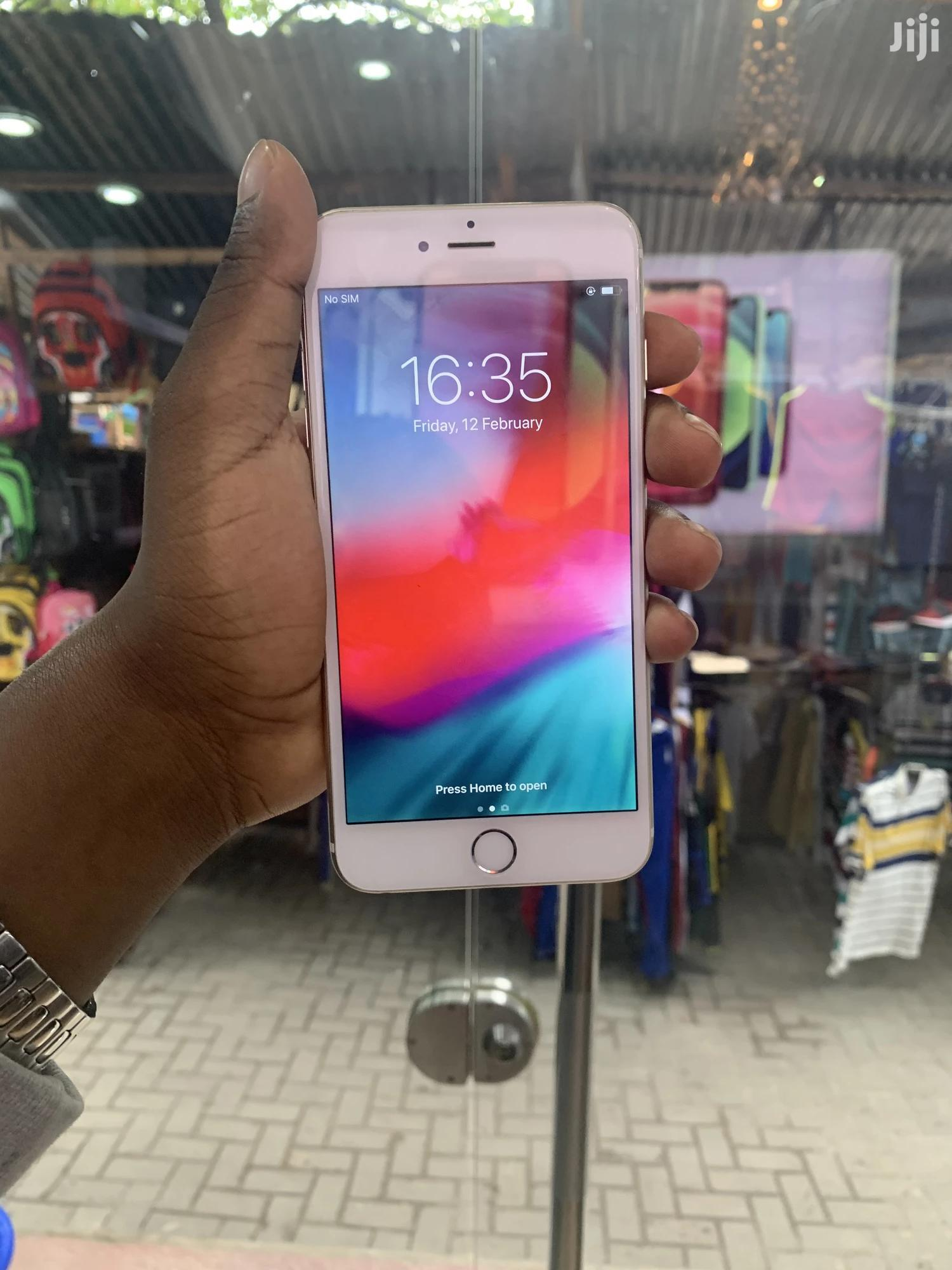 Apple iPhone 6 Plus 64 GB Gold   Mobile Phones for sale in Kinondoni, Dar es Salaam, Tanzania