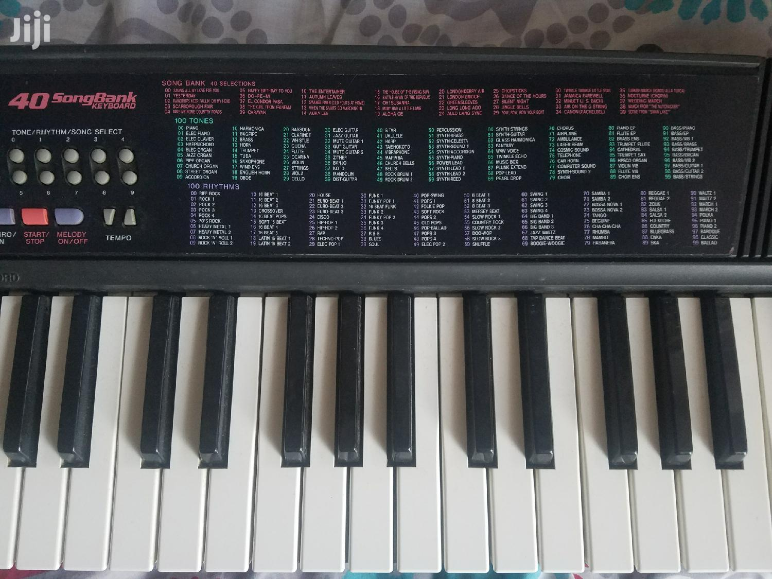 Casio Piano | Musical Instruments & Gear for sale in Kinondoni, Dar es Salaam, Tanzania