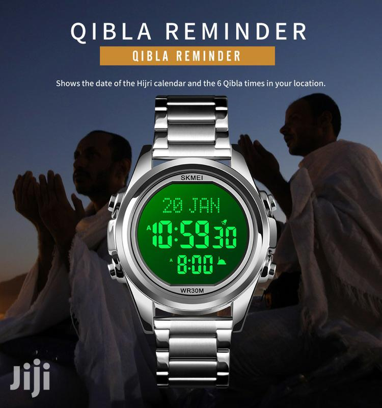 Archive: Qibla Watches