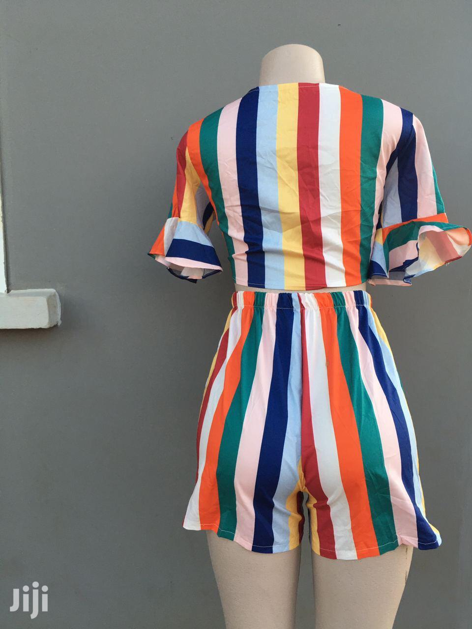 Colourful Striped Two Piece Suit | Clothing for sale in Morogoro Rural, Morogoro Region, Tanzania