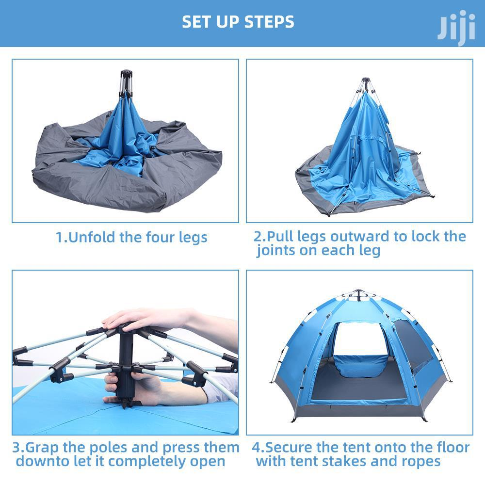 Automatic Camping Tent 8 People | Camping Gear for sale in Ilala, Dar es Salaam, Tanzania